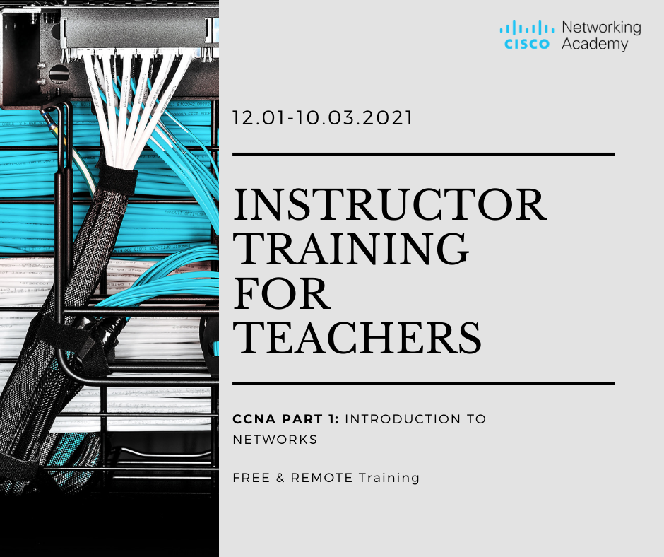 Instructor Training for Teachers
